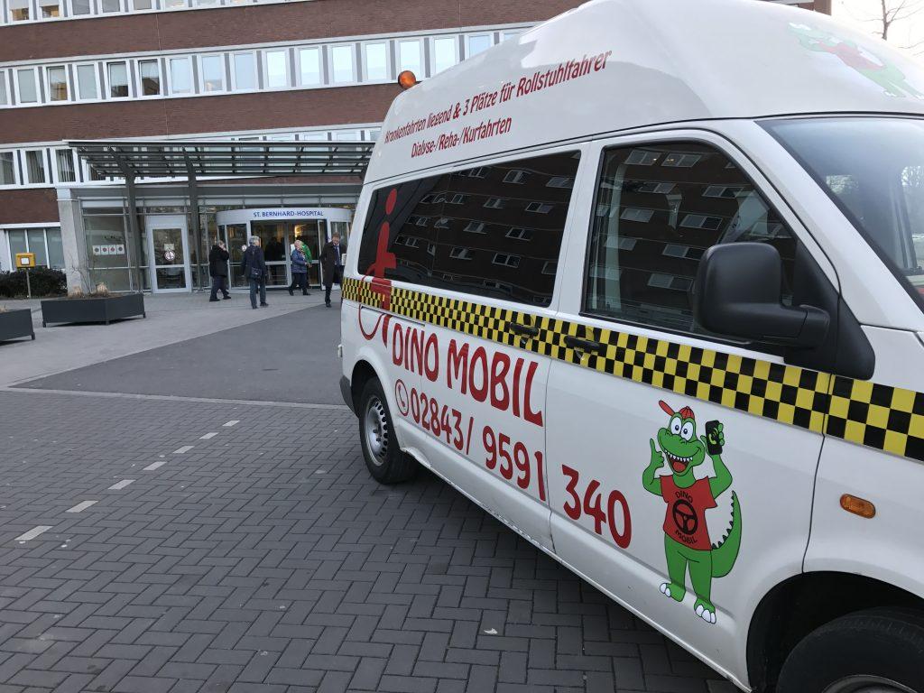 taxiunternehmen in rheinberg